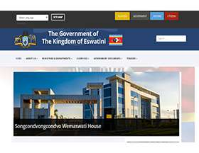 Eswatini Government Website